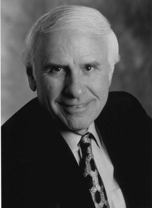 Jim Rohn – personal development coach, legend!
