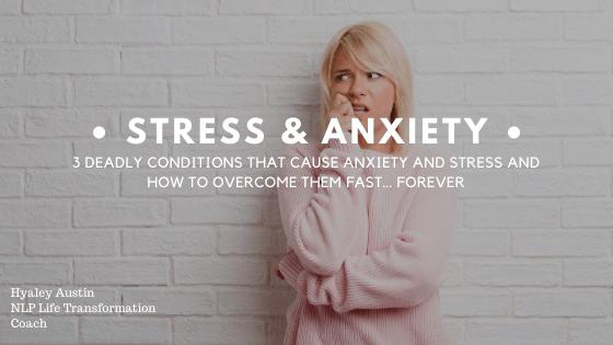 • Stress & Anxiety •-2