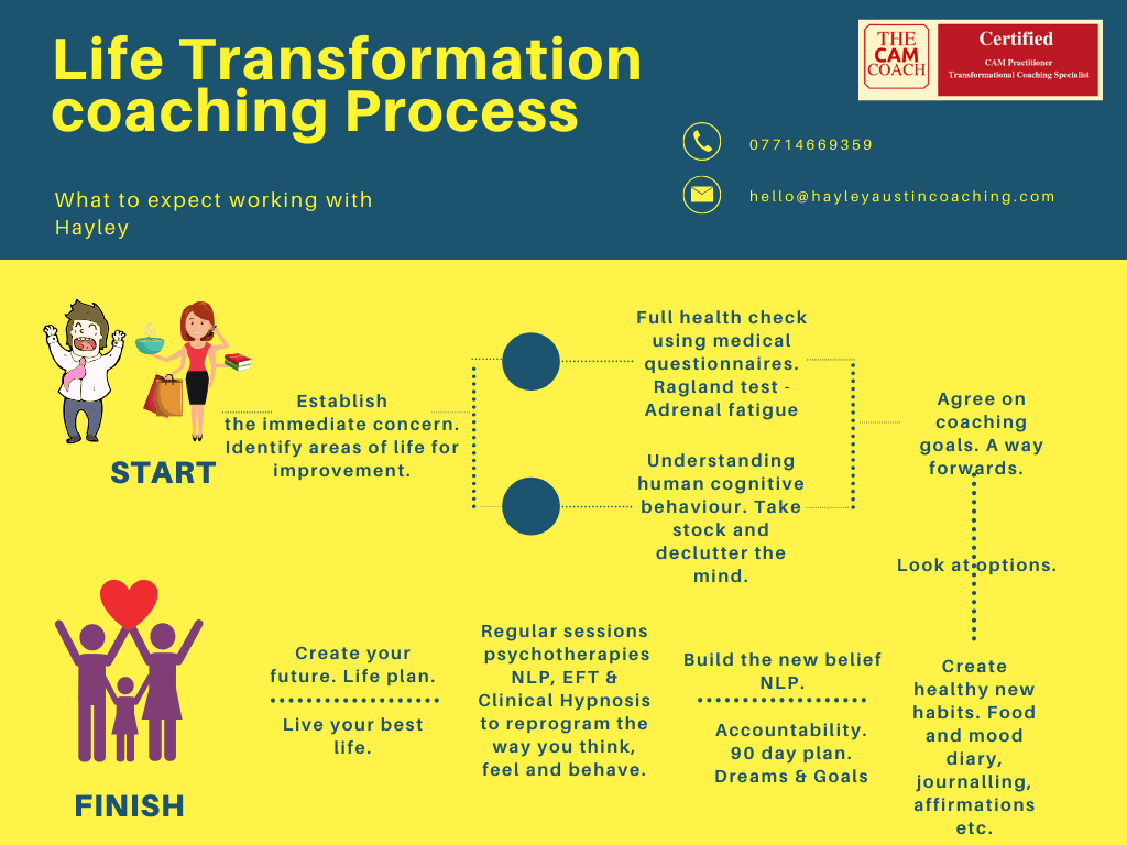 Yellow and Blue Enrollment Process Flowchart-2